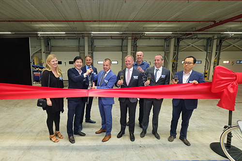 Prologis levert een state-of-the-art warehouse op van 28.000 m2 voor Pantos Logistics