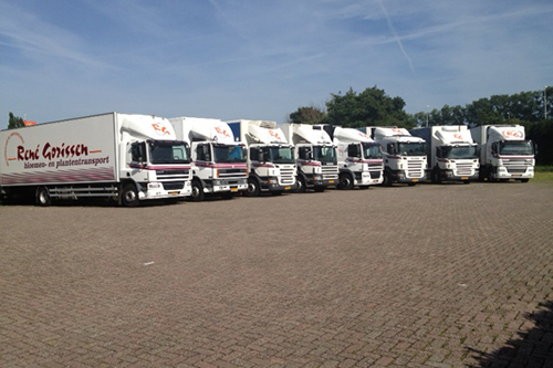 De Winter Logistics neemt R. Gorissen Transport over