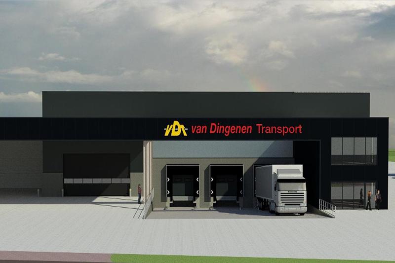Van Dingenen Transport breidt opnieuw uit