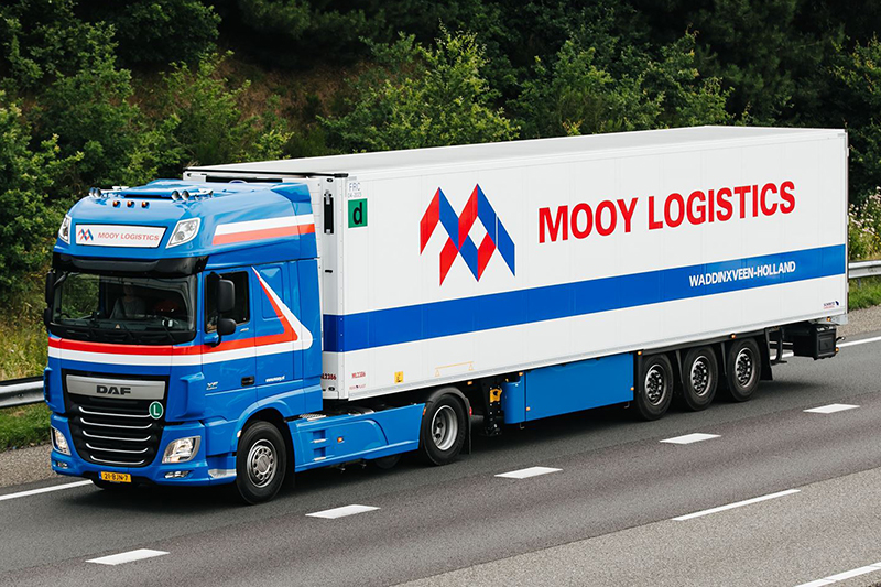 Start VDH Company gedeelte failliet Mooy Logistics door?