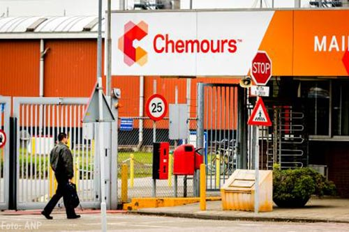 Chemours investeert in reductie GenX