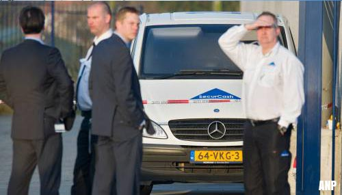 Geldtransporteur SecurCash failliet