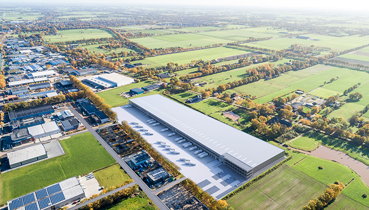 Westerman Multimodal Logistics start bouw nieuw warehouse en kantoor in Nieuwleusen