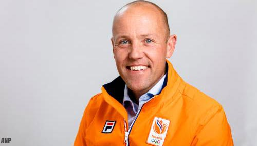 Carl Verheijen chef de mission bij Winterspelen Peking