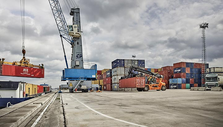 Van Moer Logistics neemt Antwerp East NV over van DP World