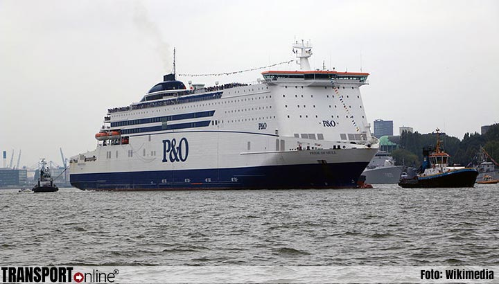 DP World neemt P&O Ferries en P&O Ferrymasters over