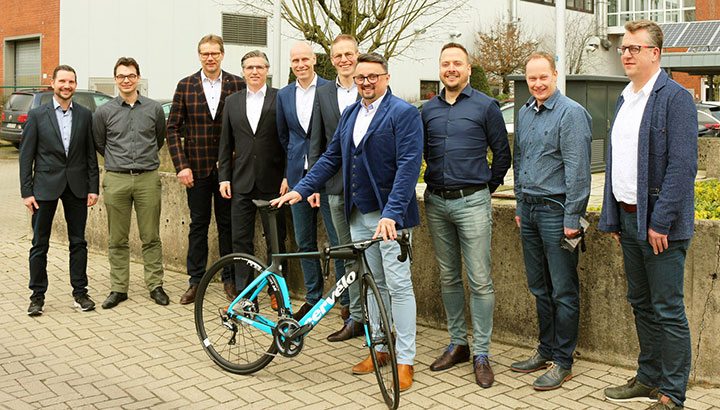 Derby Cycle kiest voor JCL Logistics Benelux