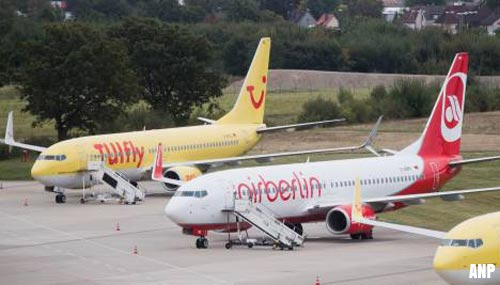 TUIfly vreest nieuwe chaos Duitse luchthavens