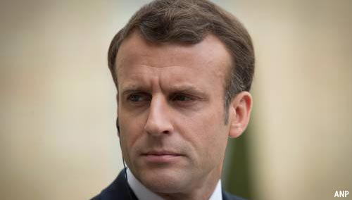 Macron belooft lastenverlaging