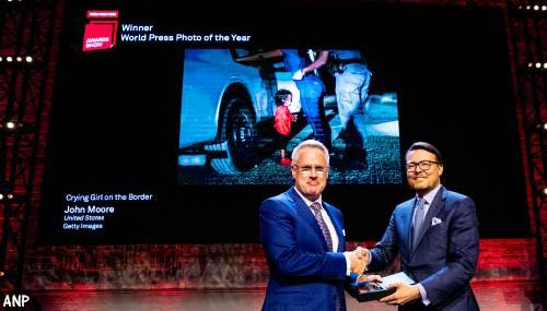 Huilende kleuter Yanela Sanchez is winnende World Press Photo