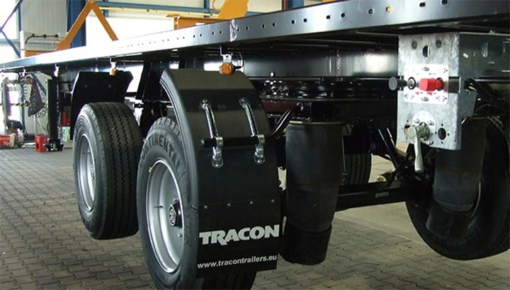 Trailerbouwer Tracon Trailers failliet verklaard