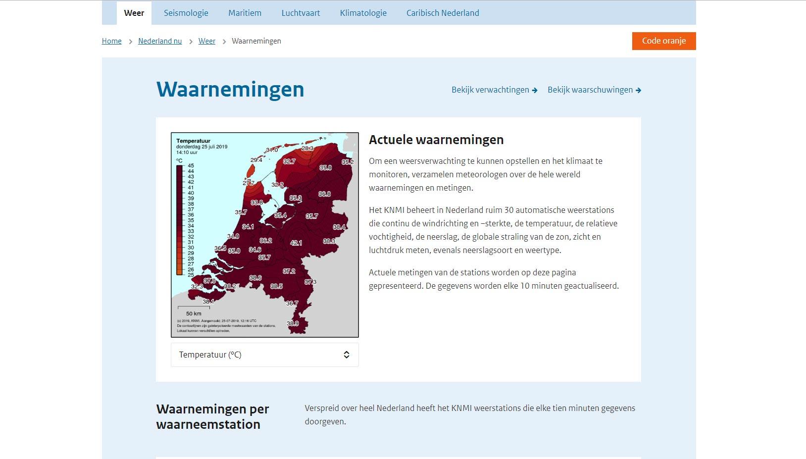 93e4a66d589 Transport Online - Geen hitterecord Deelen, wel in Gilze-Rijen