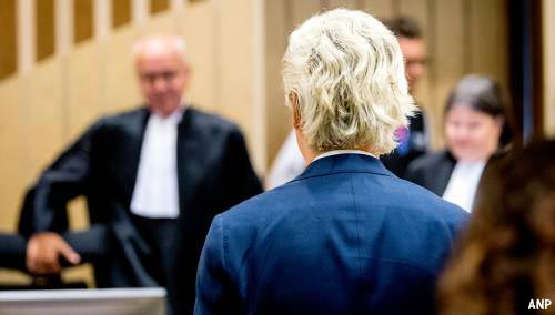'Wilders is grens fatsoen overgegaan'