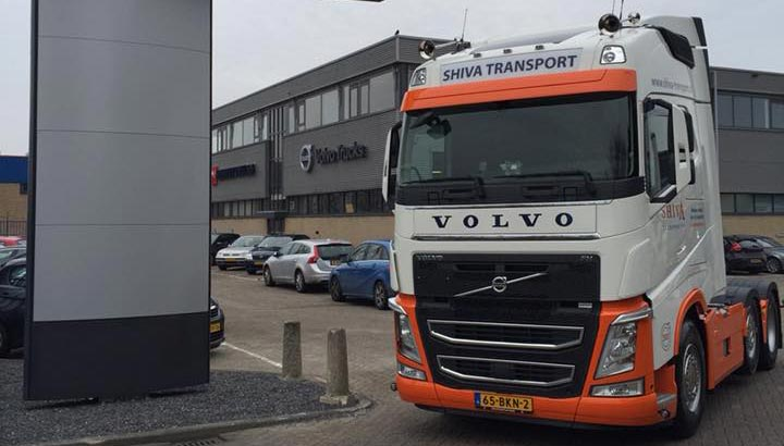 Shiva Transport failliet verklaard