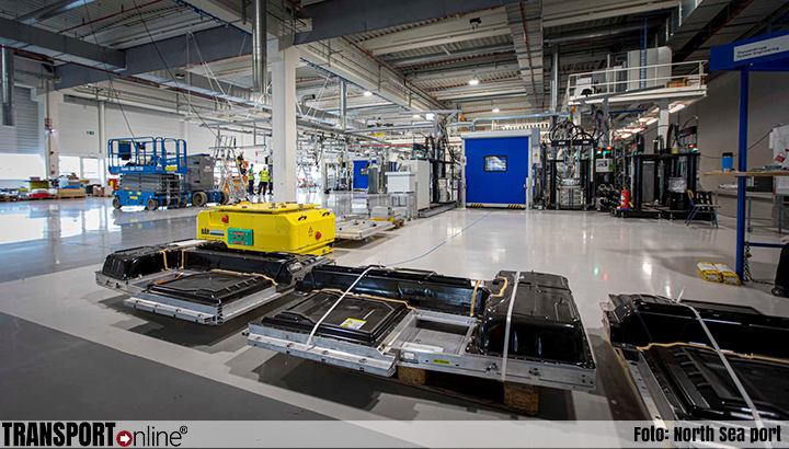 Volvo Cars opent nieuwe batterijfabriek in Gentse productievestiging in North Sea Port