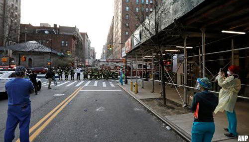 New York verlengt lockdown tot 29 april