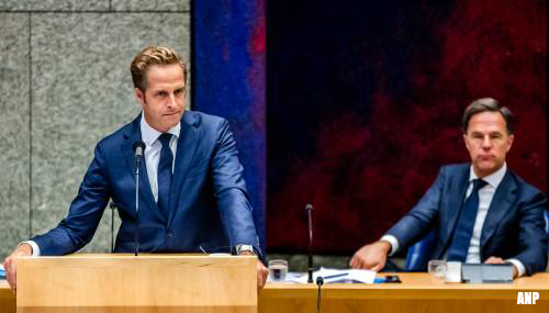 De Jonge denkt nog even na over quarantaineverplichting