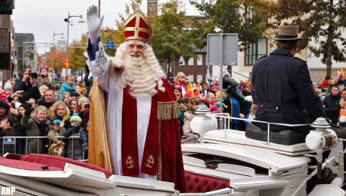 Transport Online Veiligheidsregio S Piekeren Over Intocht Sinterklaas