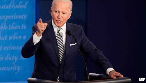 Biden hekelt relativerende opmerkingen van Trump over coronavirus