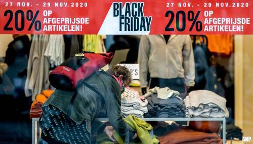 FNV: Black Friday in crisistijd bizar