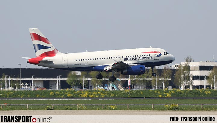 Piloten British Airways accepteren lager loon