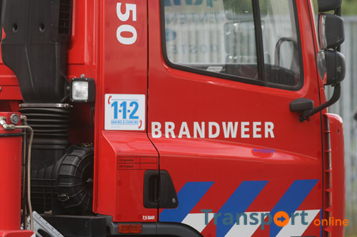 Brand in raffinaderij Shell Rotterdam [+video]