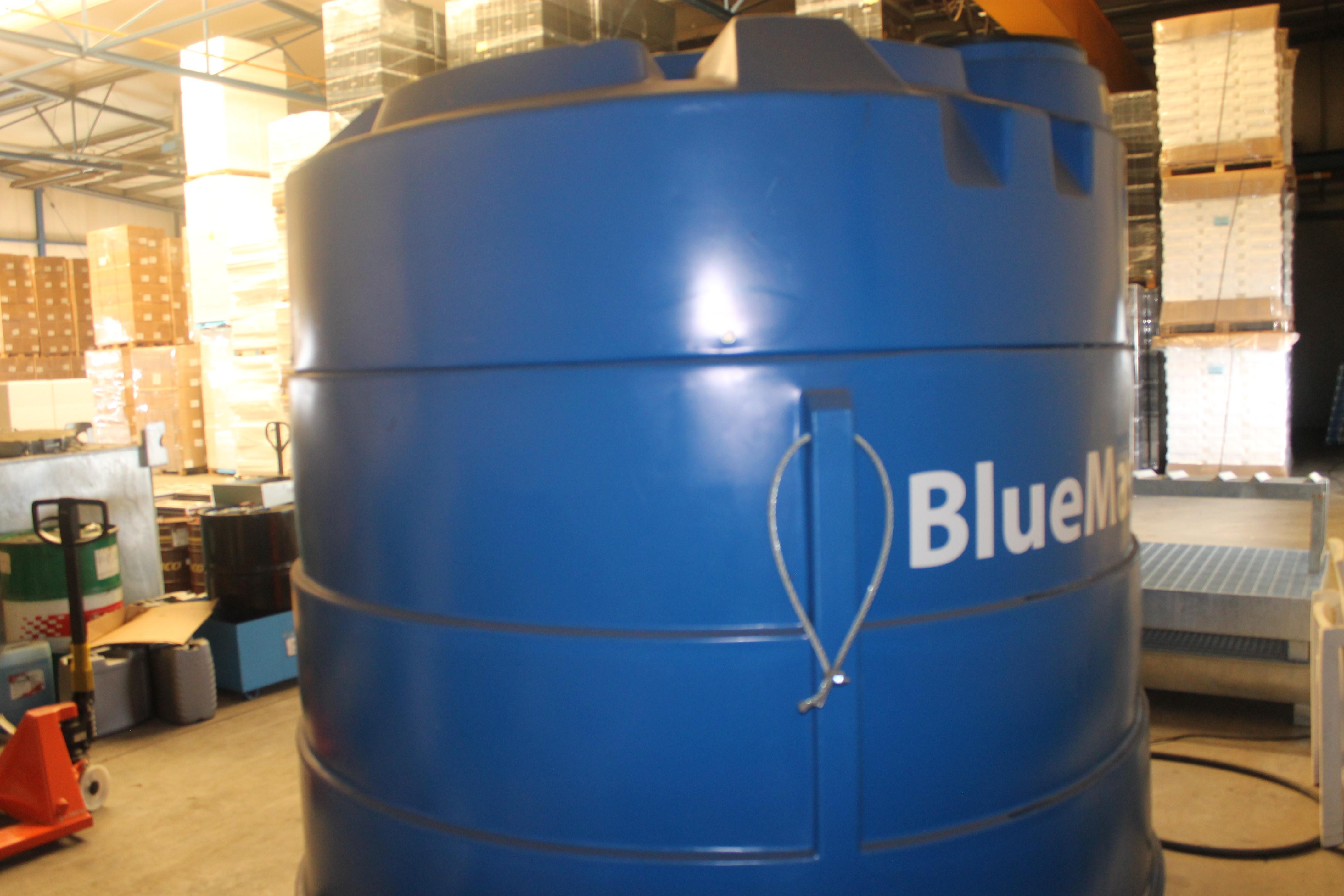 adBlue tankopslag