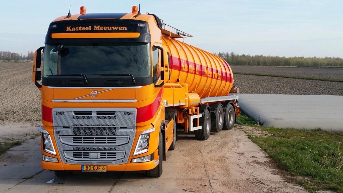 Gezocht: tankwagen en/of kipperchauffeurs!