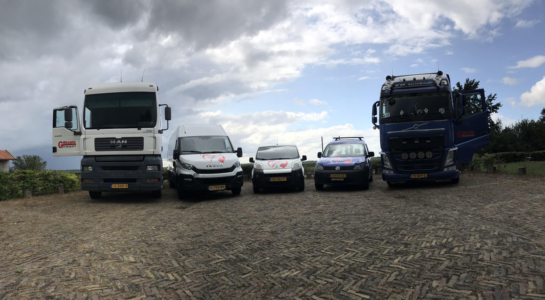 Transportbedrijf heeft nog ruimte