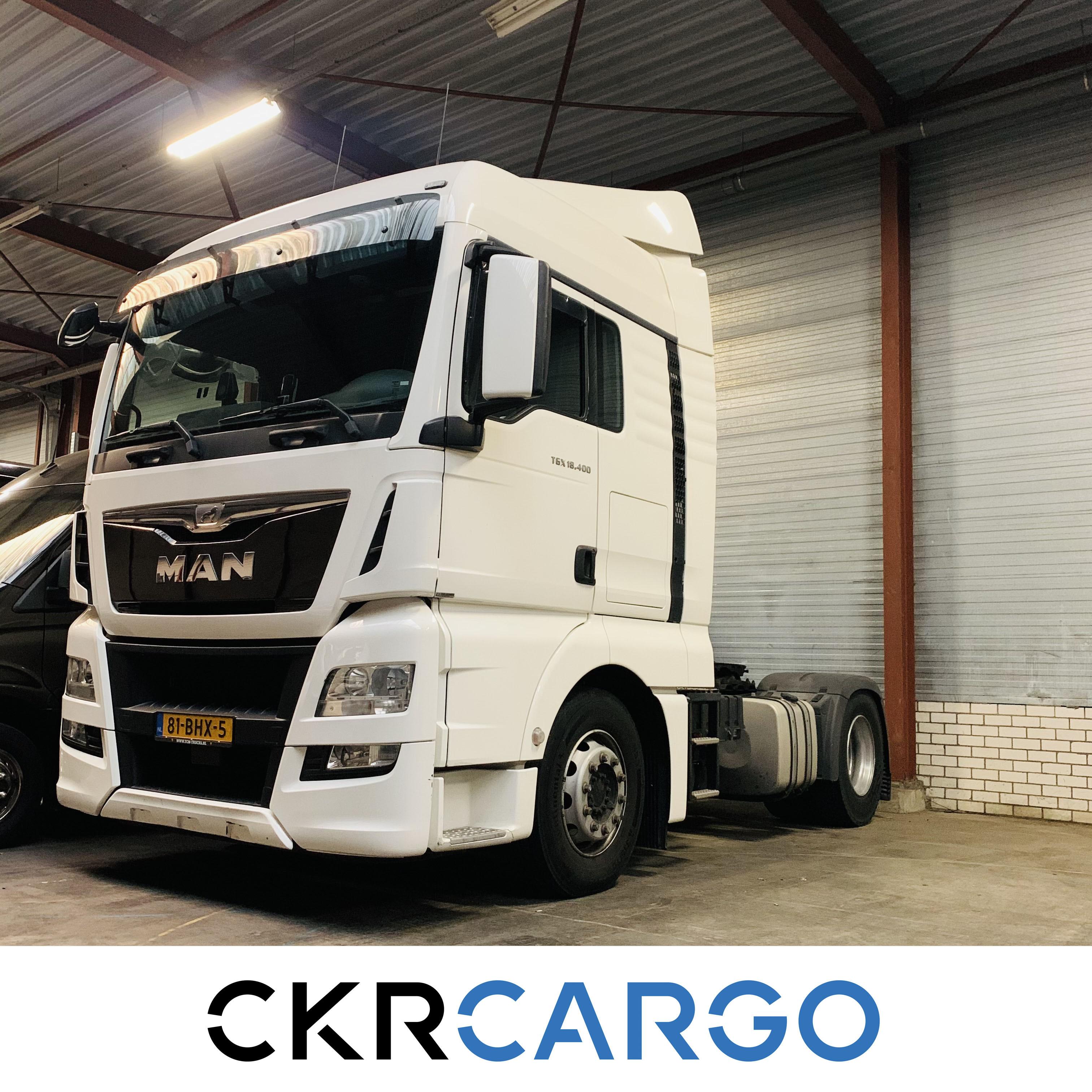 CKR Cargo zoekt opdrachtgevers voor samenwerking