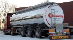 Chauffeur Zuivel(Tank)Transport