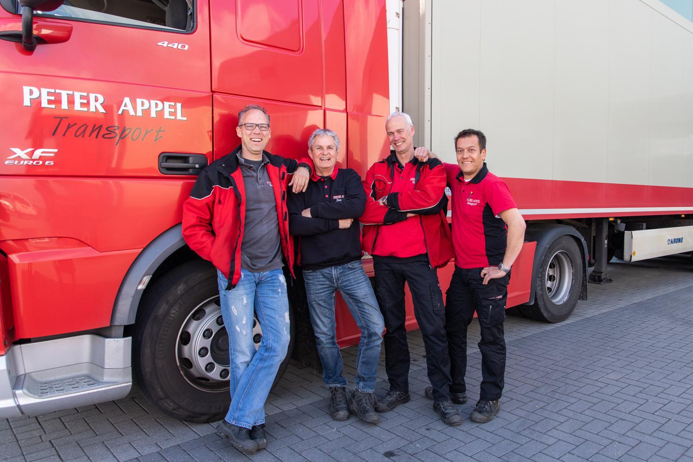 Vrachtwagenchauffeur CE winkeldistributie