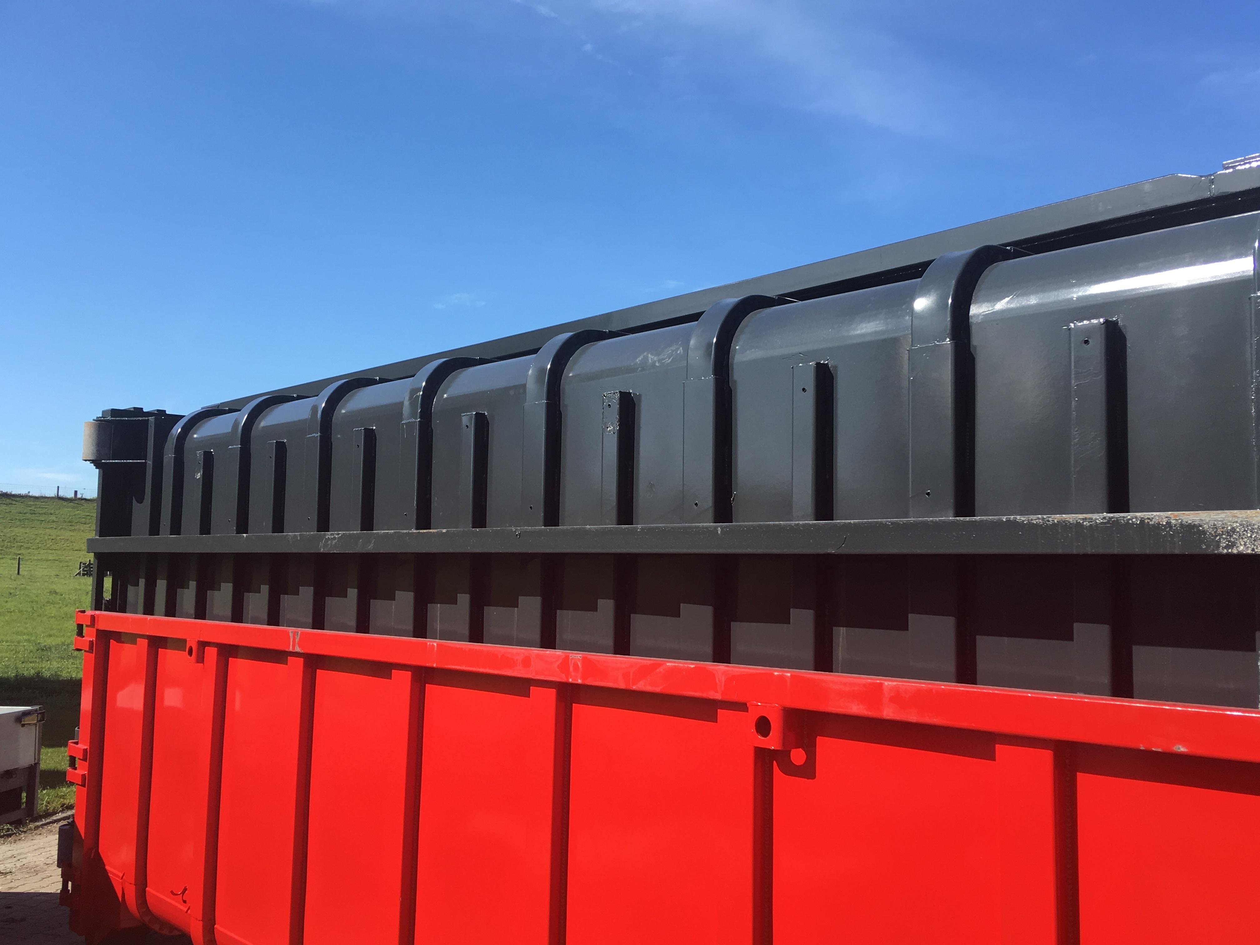 te koop  nieuwe afzet containers  haakarm/NCH