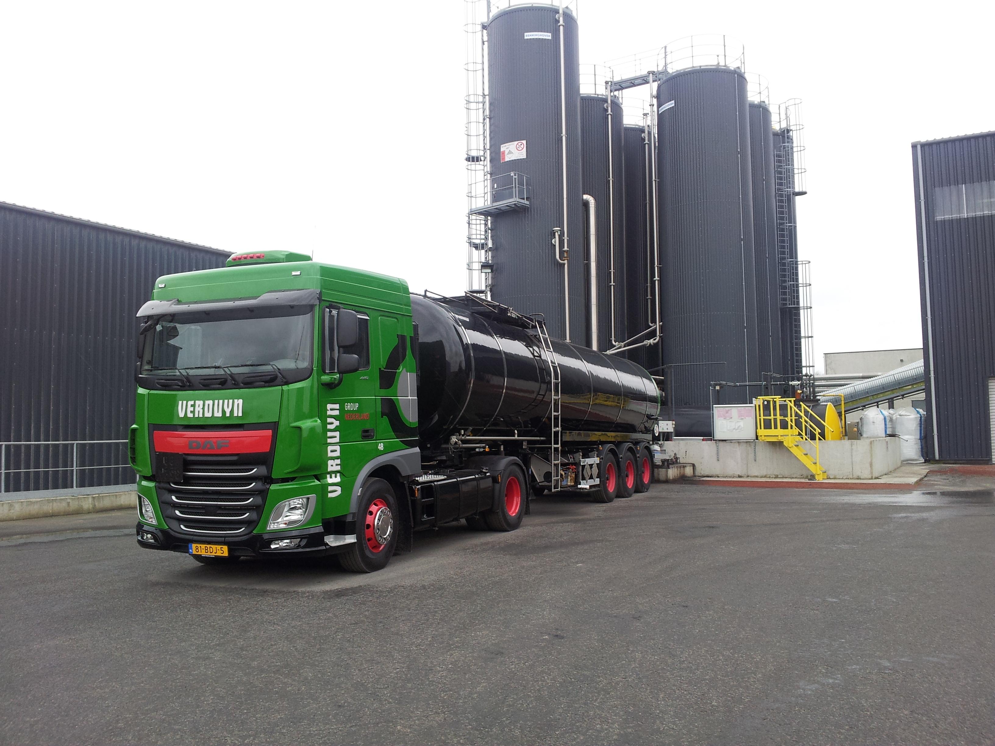 gezocht internationaal chauffeur ADR tanktransport