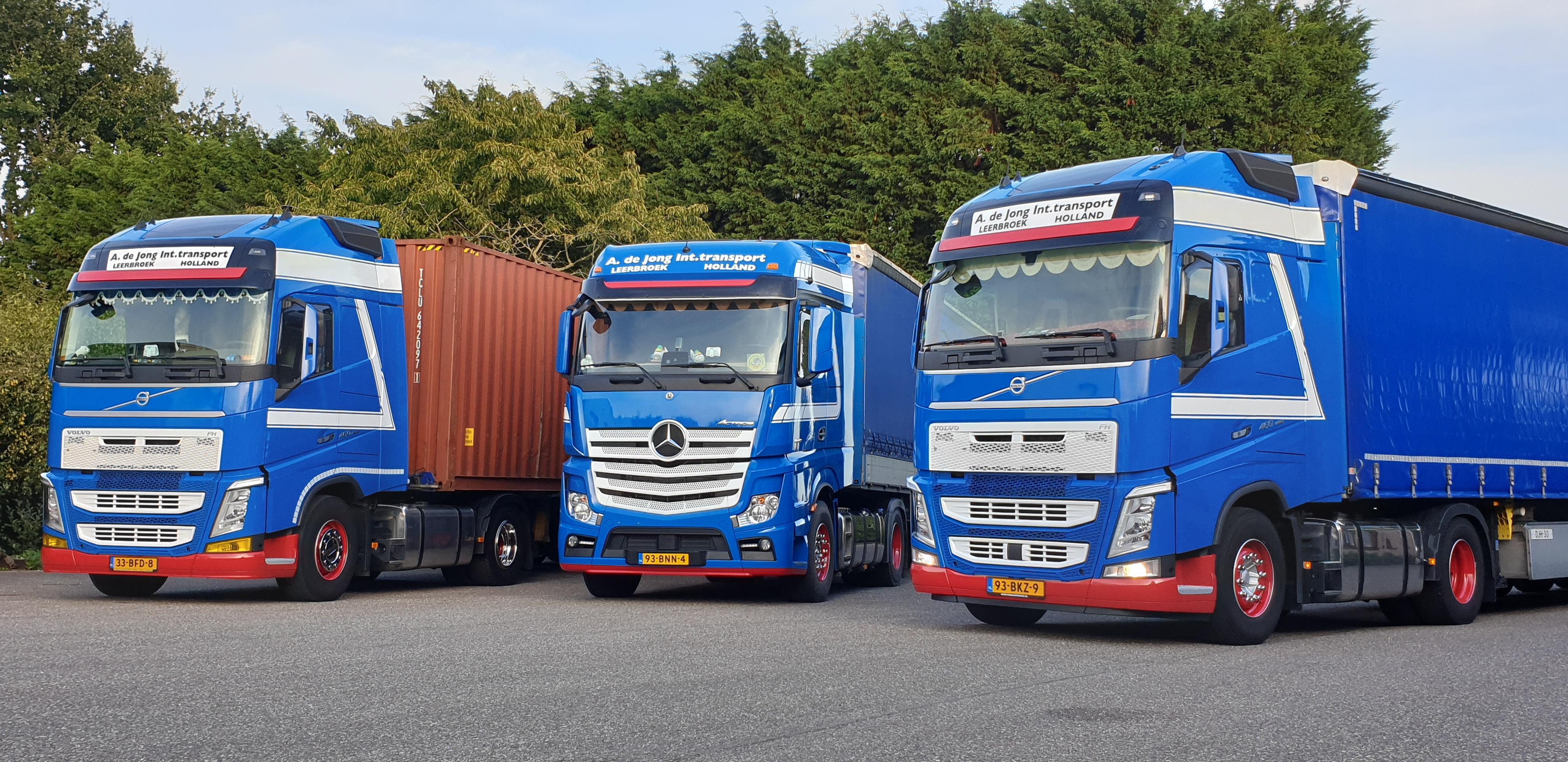 Charters Nederland - Belgie / Noord Frankrijk