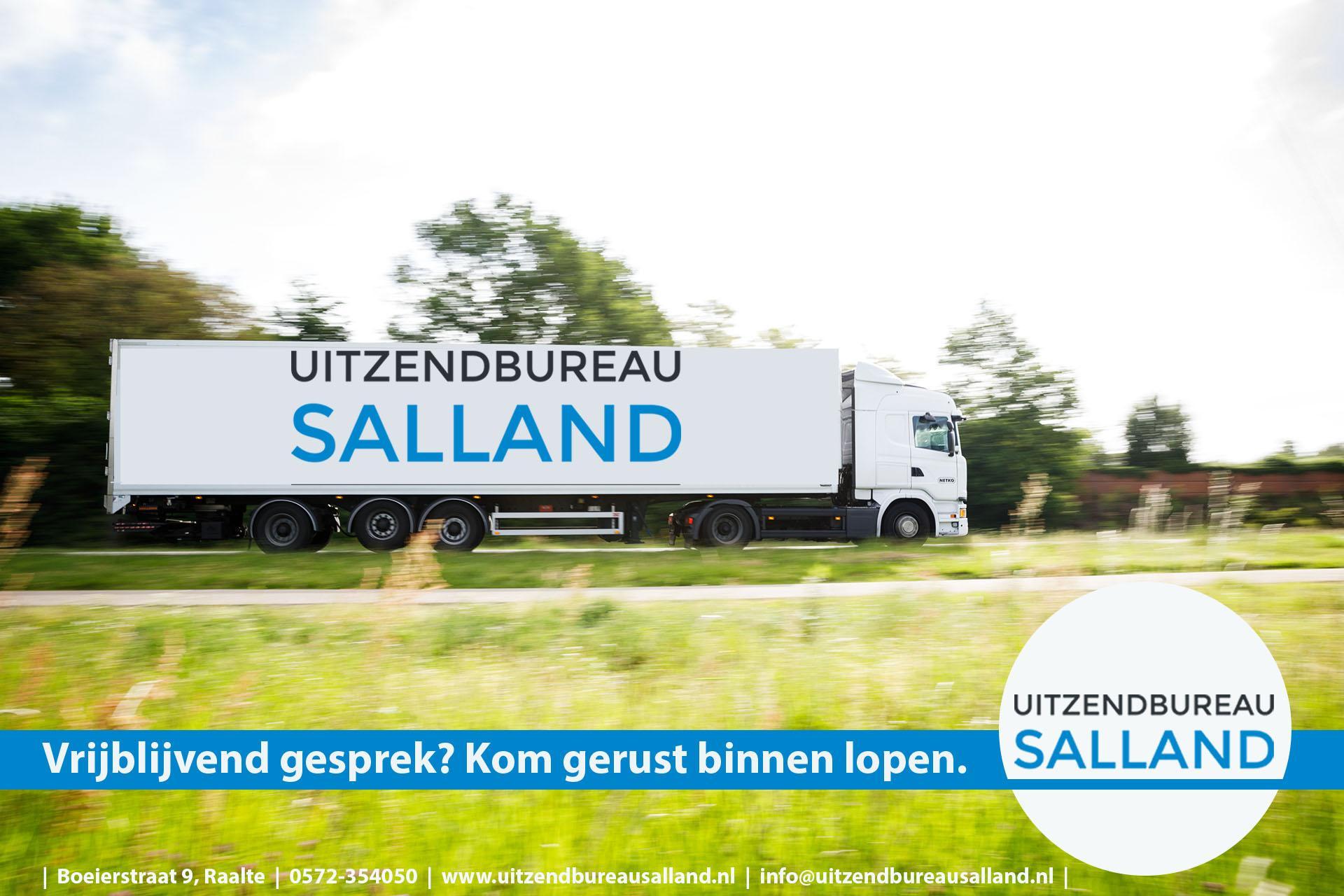 CE Chauffeur koel- en diepvriesproducten in Raalte