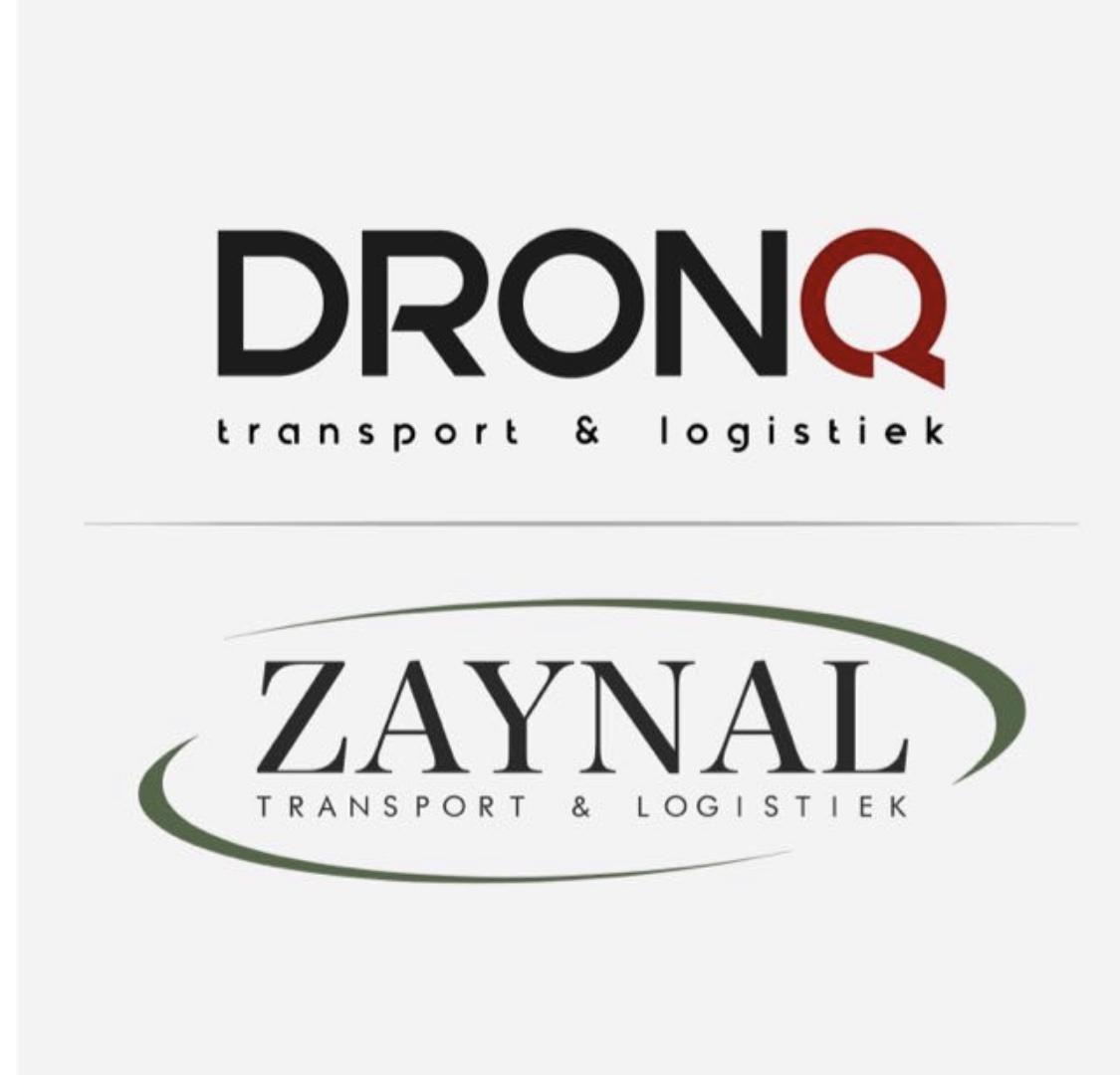 Dronq transport groep Zoekt opdrachtgevers