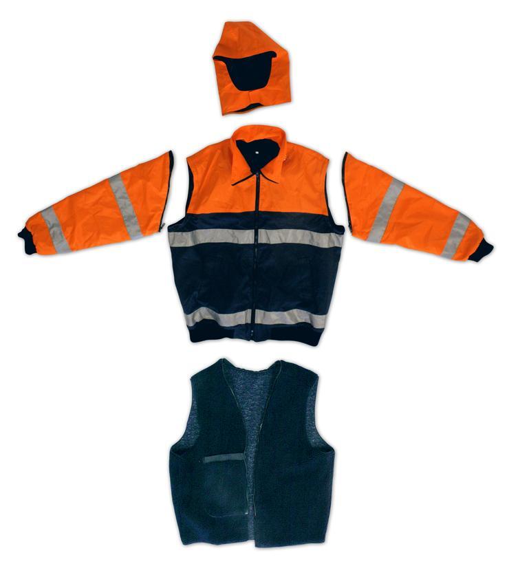 Veiligheids werk kleding