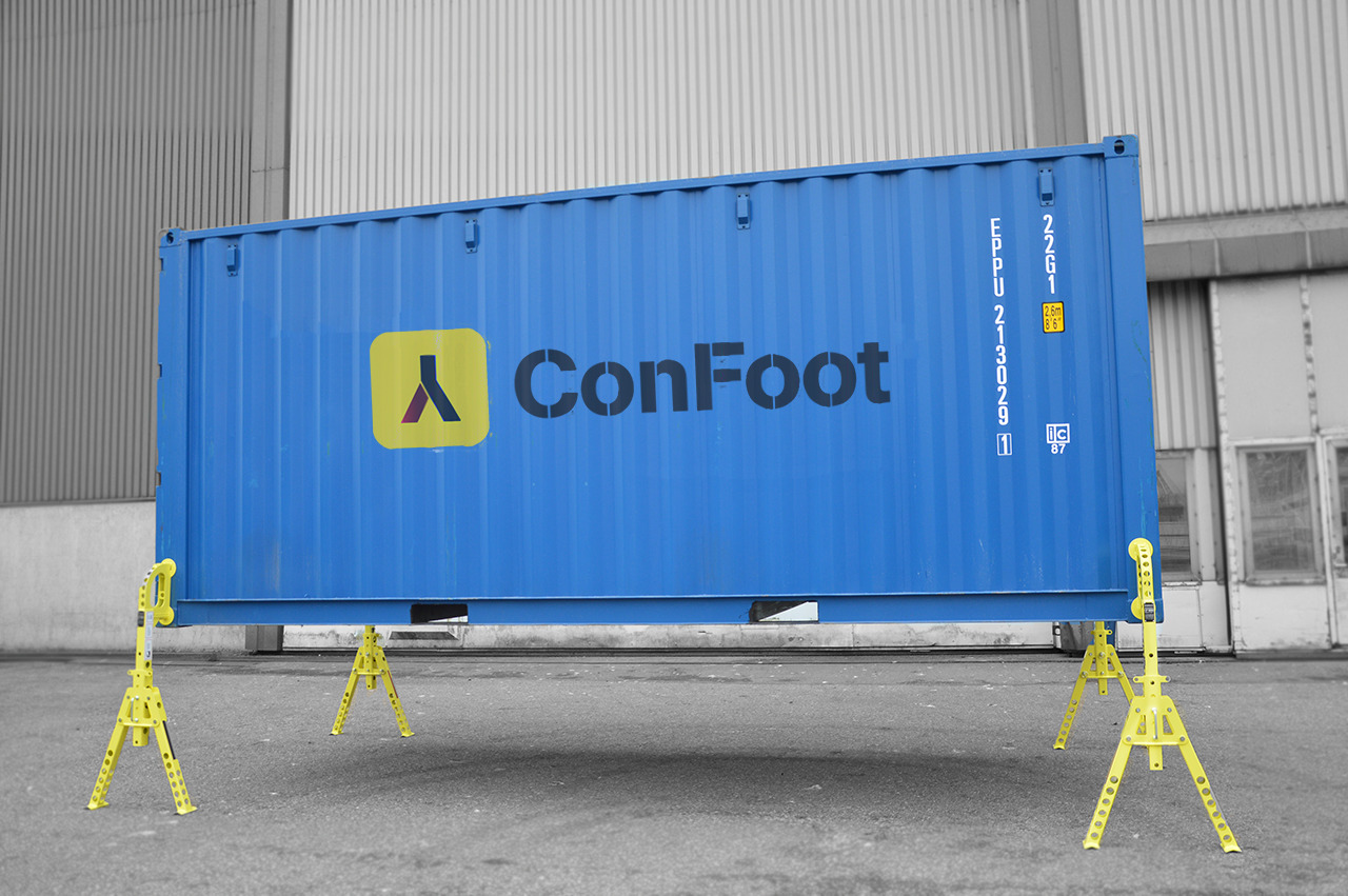 ConFoot Containerpoten