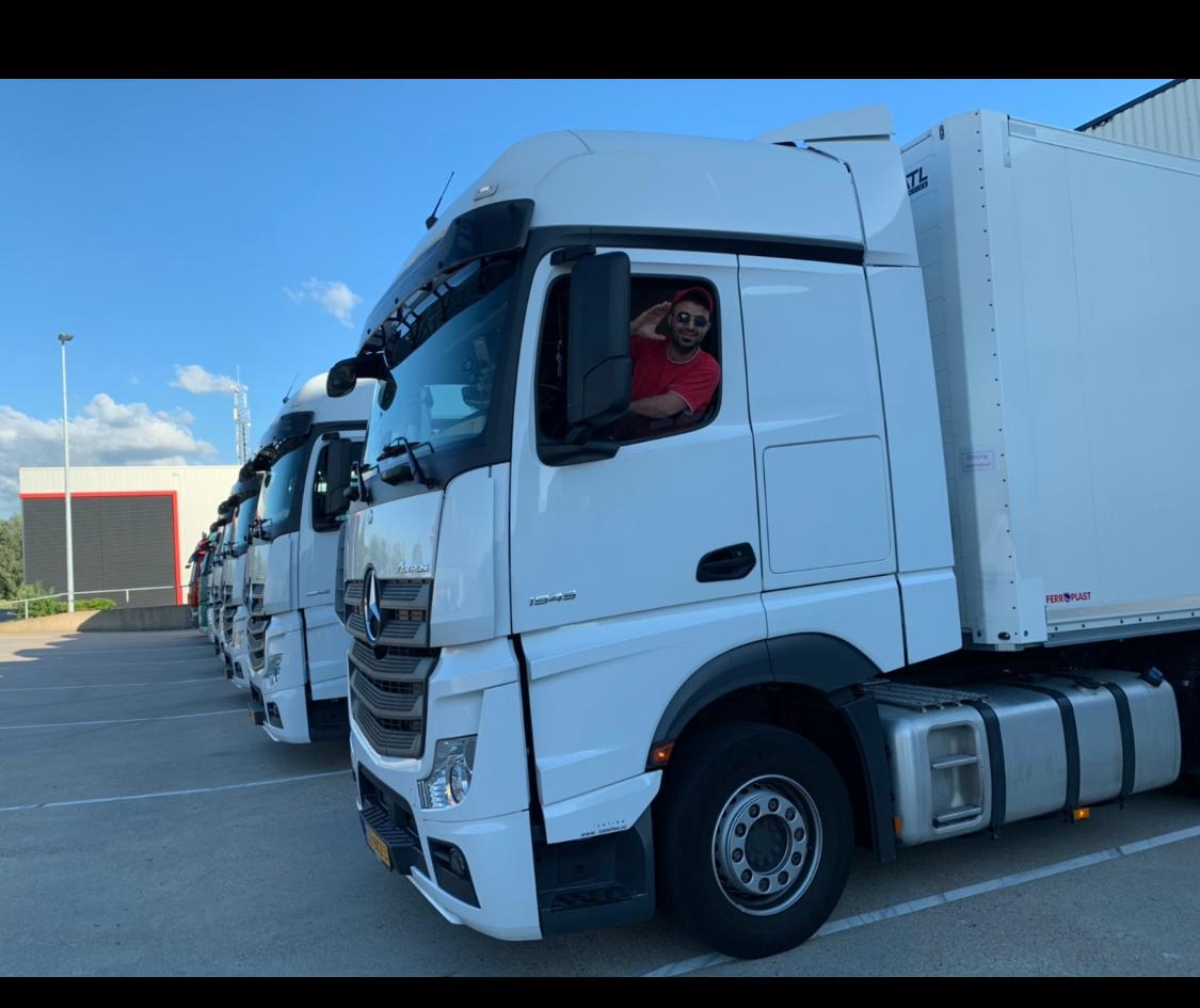 Vrachtwagenchauffeurs Utrecht en Rotterdam