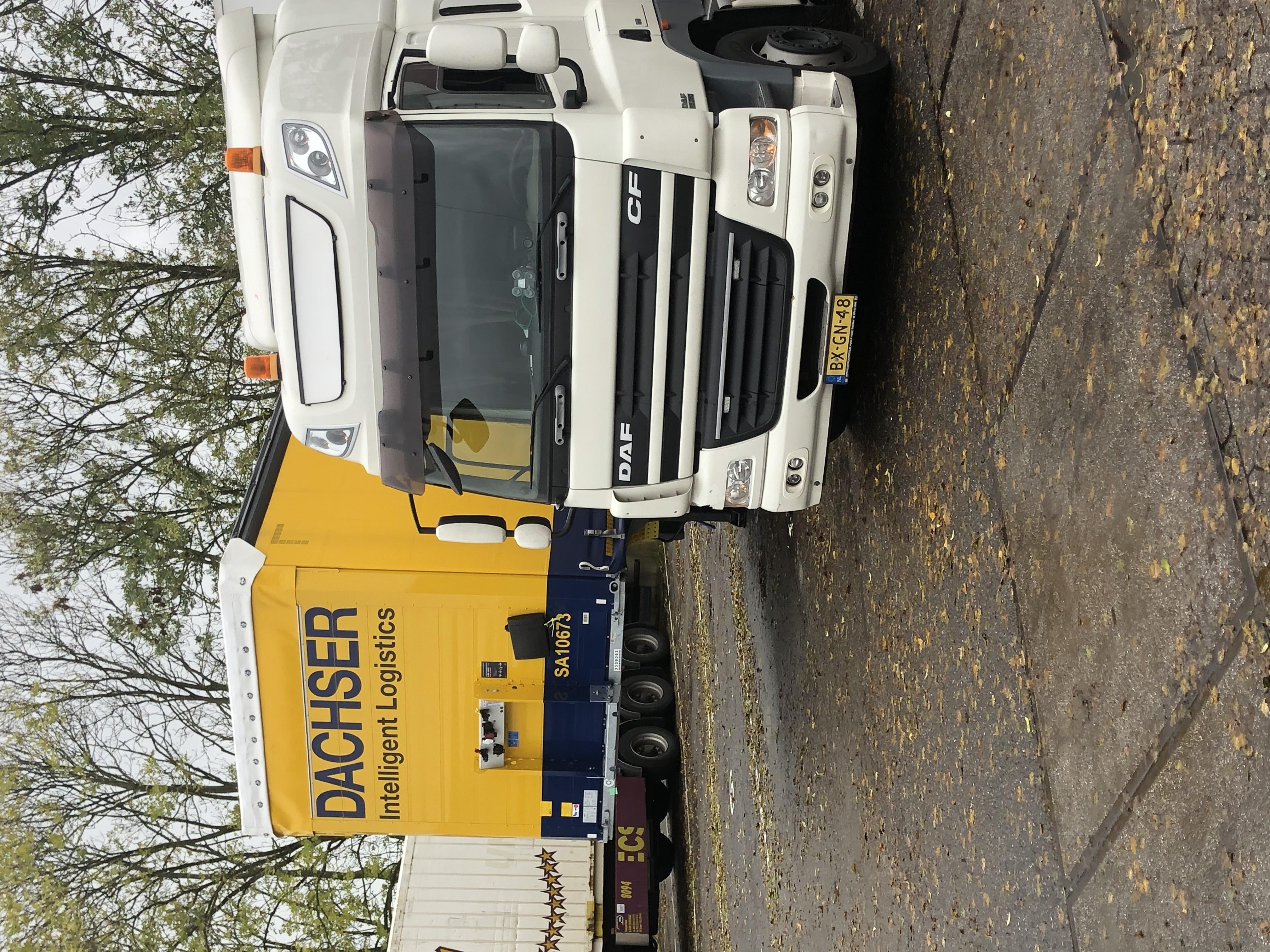 Vervoersbedrijf zoekt opdrachten -vrachten