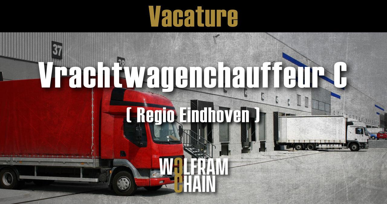 Vrachtwagenchauffeur C - Eindhoven