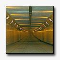 Maastunnel wegens werkzaamheden afgesloten