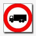 Lange vrachtwagens verboden in Zierikzee