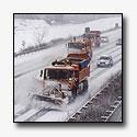 Opnieuw verkeersoverlast door sneeuw en gladheid